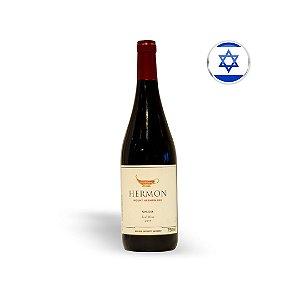 VINHO ISRAELENSE KOSHER TINTO HERMON RED WINE - 750ML