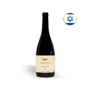 VINHO ISRAELENSE KOSHER TINTO YARDEN SYRAH 750 ML