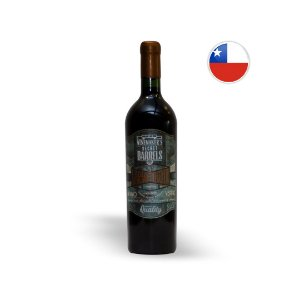 VINHO CHILENO TINTO WINEMAKERS GARAGE BLEND - RED