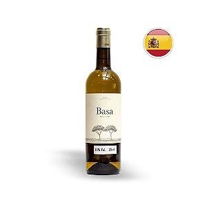 Vinho Espanhol Branco Basa Garrafa 750ML