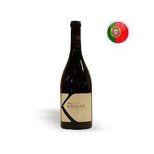 Vinho Português Tinto Kelman Dao Reserva Garrafa 750ML
