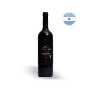 Vinho Argentino Tinto Kaiken Ultra Cabernet Sauvignon Garrafa 750ML
