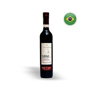 Vinho Nacional Tinto Licoroso Quinta Don Bonifácio Habitat Garrafa 500ML
