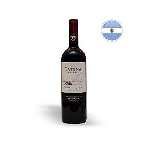 VINHO ARGENTINO TINTO CATENA MALBEC CATENA ZAPATA 750ML