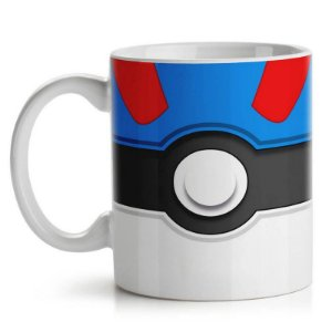 Caneca Pokémug Great Poketball