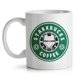 Caneca Starkbucks Coffee