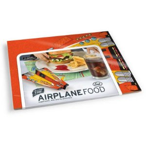 Jogo Americano de papel Airplane Food