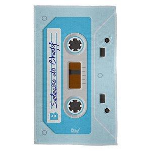 Pano Multiuso em Microfibra Fita Cassete Seleção do Cheff