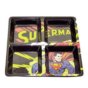 Petisqueira Quadrada DC Comics Superman