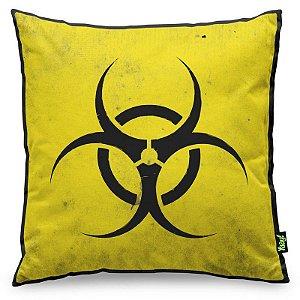 Almofada Biohazard Risco Biológico