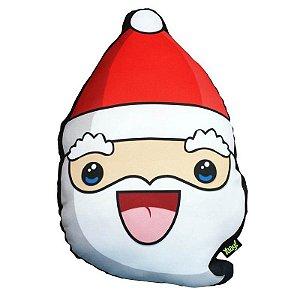 Almofada Cabeça Papai Noel