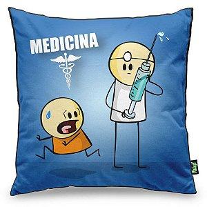 Almofada DrPepper Profissões - Medicina