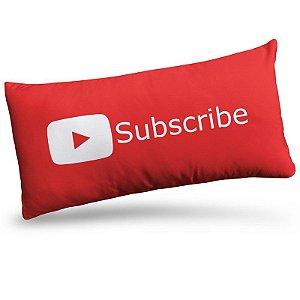 Almofada Subscribe