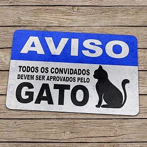 Capacho Eco 3mm Aprovados pelo Gato