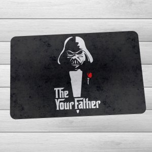 Capacho Eco Slim 3mm Geek Side - The Your Father