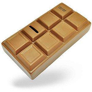 Cofre Chocolate Money Bank
