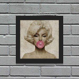Quadro Retrô Marilyn Monroe