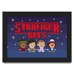 Quadro A4 Stranger Bits