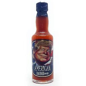 Molho de Pimenta American Bourbon Pepper 60ml