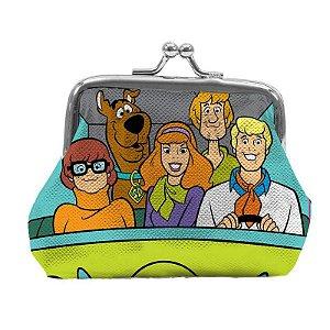 Porta Moedas Turma Scooby Doo