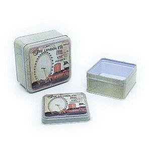 Jogo de latas The London Eye - 2 unidades