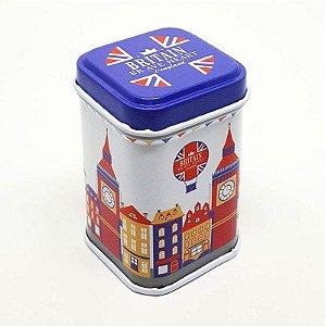 Latinha Reino Unido - Britain Br Ave Heart