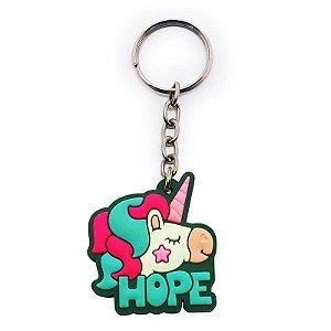 Chaveiro Unicórnio Hope