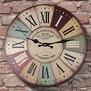 Relógio de Parede Oldtown