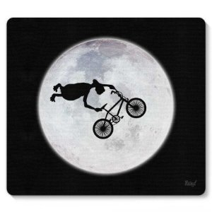 Mouse Pad ET BMX radical