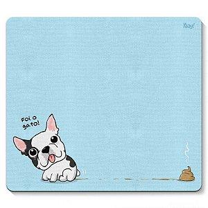 Mouse pad Foi o Gato