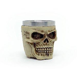 Copo shot Caveira Skull