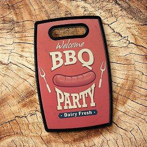 Tábua de Cozinha BBQ Party