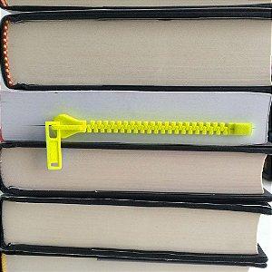 Marcador de página Zíper Zippermark - amarelo
