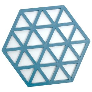 Descanso de Panela Geométrico 15 cm - Sortidos