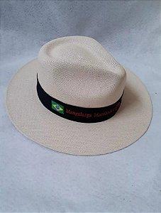 Chapéu Juta Mangalarga Branco