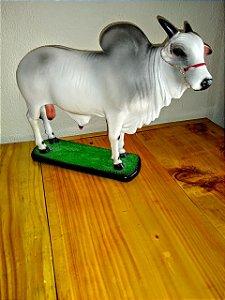 Escultura de boi