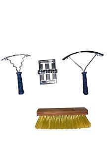 Kit de Limpeza para Cavalo
