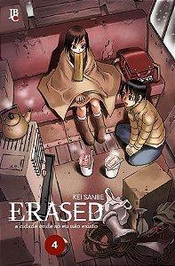 [PRÉ-VENDA] Erased 4