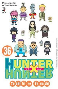 [PRÉ-VENDA] Hunter x Hunter 36