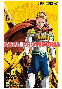 [PRÉ-VENDA] My hero academia 17