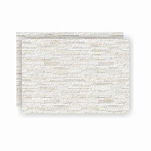 Porcelanato Filetado Branco 8186 Ceusa