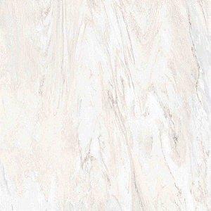 Caixa Com 6 Peças Do Porcelanato Retificado Amalfi Brilhante 54x54 [1,78m] Delta