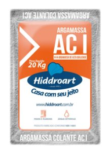 Argamassa AC I 20 Kg Hiddroart