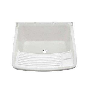 Tanque de Plástico 24L Branco 10201002 Metasul