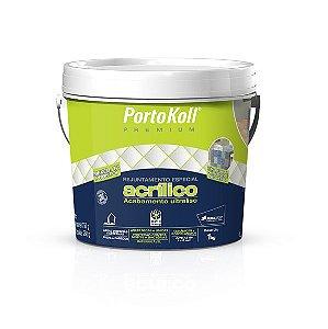 Rejunte Acrílico Cores 1Kg PortoKoll