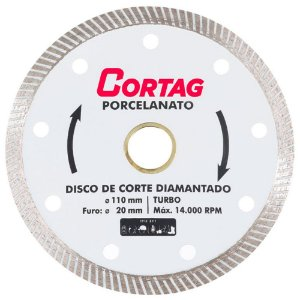 Disco Diam. Turbo Porc 110mm 60863 Cortag
