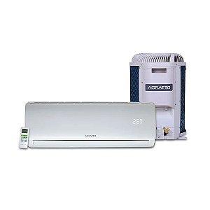 Condicionador de Ar Split 12.000 BTUs Q/F Agratto