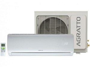 Condicionador de Ar Split 22.000 BTUs Q/F Agratto