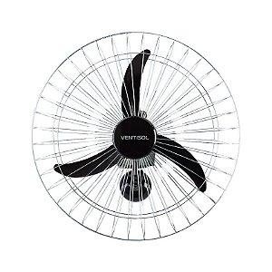 Ventilador Parede 60cm OSC Preto Ventisol