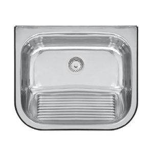 Tanque de Parede aço Inox 50x40 PO 94401/4 Tramontina